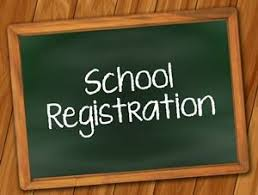 All Grades School Registration!